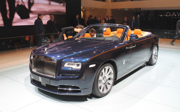 <p>The Rolls-Royce Dawn will be more expensive, though – because it's a Rolls-Royce.</p>