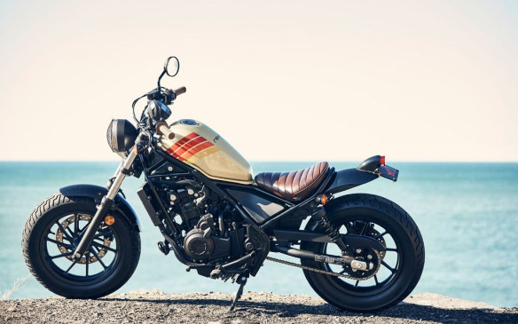 <p>Honda has designed the Rebel to be simple to customize, too, so owners can personalize the bike in almost unlimited styles. It's bound to be a big seller, and will bring in new riders, too.</p>