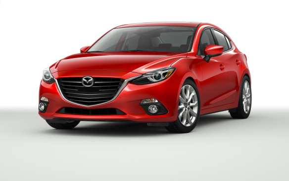<p><strong>2015 Mazda3 GS w/6AT</strong></p> <p>MSRP: $21,095</p> <p>One of the most attractive compacts around, the Mazda3 is also one of the thriftiest. And it happens to be really fun to drive too. In mid-range GS trim it uses a 155-horsepower 2.0-litre four-cylinder engine, and the optional six-speed automatic is one of the best in class. A three-year lease with a 0.79 percent rate comes to $340 a month. Nothing down, and it includes Mazda's unlimited mileage warrantee for free.</p>