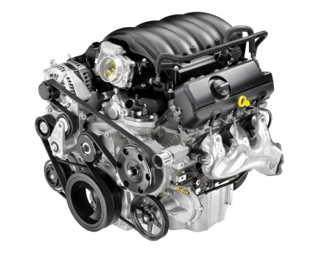 2014 GM 4.3L V-6 EcoTec3 engine