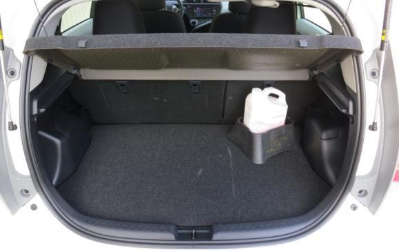 2012 Toyota Prius C - Cargo