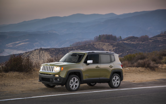 "<p>The all-new Renegade is based on the same ""Small Wide"" Fiat-Chrysler architecture used by the Fiat 500L and 500X and it's built in Italy. It is designed in North America, however, and it is pure Jeep in its appearance as well as its off-road capabilities.</p>"