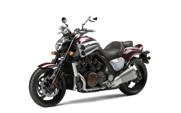 <p><strong>First choice: Yamaha V-Max ($22,999)</strong> - Yamaha's V-Max was the very first cruiser with real power when it debuted in the early '80s, and it's been going from strength to strength ever since. The technically advanced, 1,679-cc liquid-cooled V-4 now pumps out 197 hp and lays down 123 lb-ft of torque on the asphalt, and all most riders can do is hang on.</p>