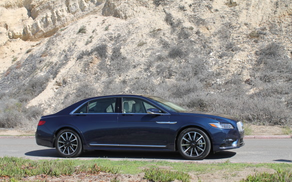 <p>China is expected to be a big market for the Continental. It's the equivalent of a long-wheelbase sedan, which is popular model there. Its length is slightly longer than an Audi A6L, which was considered a benchmark for competition.</p>