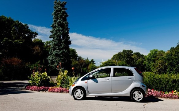 <p>The Mitsubishi i-MiEV was one of Canada's original all-electric options. In some respects, though, today its specs are falling behind. Its range of 100 km now falls on the shorter side, and its diminutive size requires more compromise from average families than its growing swath of peers. But at a starting price of $27,998, the i-MiEV remains the most affordable EV in Canada.</p>