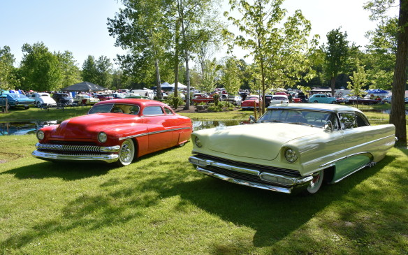 <p>Lead-sled Mercury and Lincoln customs</p>