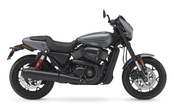 <p>Perhaps the most important new Harley-Davidson in several years, the Street Rod is a 749-cc V-Twin sport bike – albeit one with centre foot pegs and more of a cruiser riding position.</p>