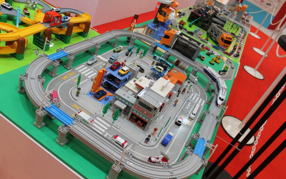 <p>The Tokyo Motor Show is a very serious showcase for the direction of future mobility, but there's lots of fun to be had, too.</p>