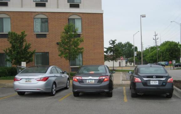 2012 Hyundai, Sonata, Toyota, Camry, 2013, Nissan Altima