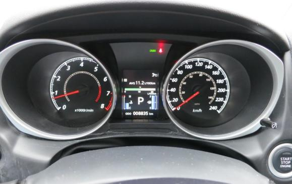 2013 Mitsubishi RVR - instrument panel