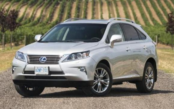 read car review first drive lexus rx450h. Black Bedroom Furniture Sets. Home Design Ideas