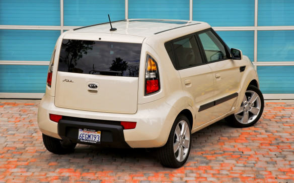 <p>When Kia planned to go toe-to-toe with the then dominant xB with its new Soul in 2009, few would have placed bets on the Korean challenger. But the Soul caught fire in North America, becoming one of the company's most popular offerings. And, unlike the xB, the second-gen Soul is an improvement in every way, keeping sales strong.</p>