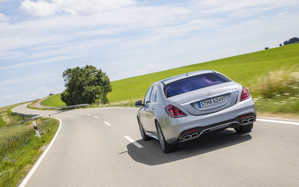 <p>In all, about 6,500 parts have been revamped for the new model. Its greatest improvements are in its semi-autonomous driving abilities, which are just a bit more capable of driving without human input than before.</p>