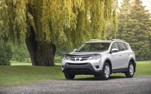 <p>RAV4 sales surged by 15.3% in 2015, pushing it past the Mazda3, as well as the Honda CR-V, to 10<sup>th</sup> place in the overall rankings.</p>