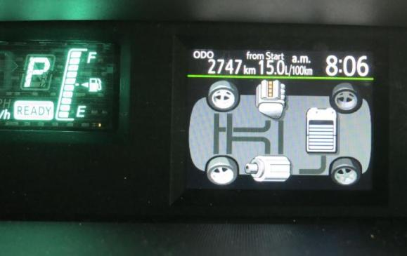 2012 Toyota Prius C - Detail 2