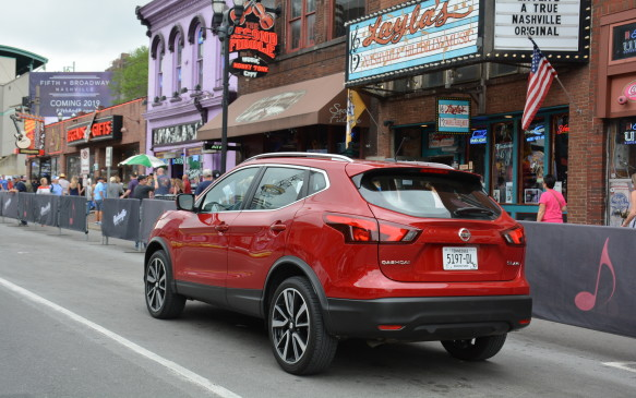 <p>The 2017 Nissan Qashqai will arrive at Canadian dealerships in June.</p>