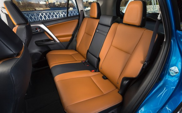 "<p>The interior is also available in a new ""cinnamon"" colour that includes the seats and trim.</p>"