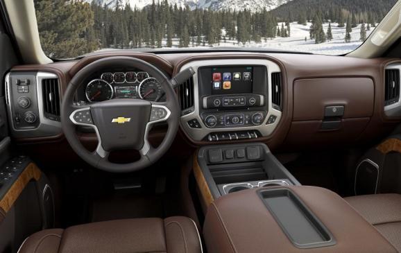 2014 Chevrolet Silverado pickup