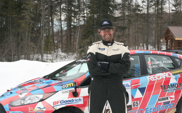 "<p>The winning Fiesta was driven by Canada's own Andrew Comrie-Picard. ""ACP"" gave up a career as a New York entertainment lawyer to pursue his love of driving. Besides a rallying career that includes winning the 2009 North American Championship, he has hosted and produced TV shows, written about cars, and worked as a movie and TV stunt driver.</p>"
