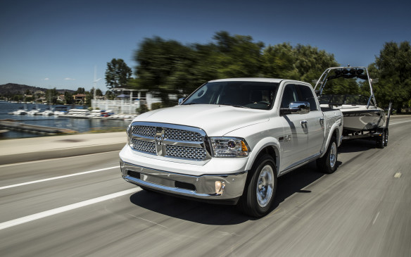 <p>FCA is the only one of the Detroit Three to offer a light-duty truck with a diesel engine – for now. Ford will challenge it with an F-150 diesel for 2018. In the meantime, Ram's 3.0-litre EcoDiesel V-6 produces 240 hp and 420 lb-ft of torque at 2,000 rpm, and it can average as low as 11.3 L/100 km city and 8.0 highway depending on the model. The added cost of equipping the diesel varies depending on the trim.</p>