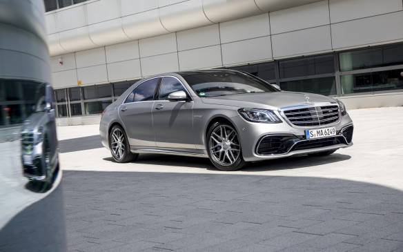 <p>How do you improve on what you believe to be the finest car in the world? If you're Mercedes-Benz, you replace the engines with more powerful and efficient units and you add some exclusive features inside to further enhance the driving experience. After all, when money's no object and even the most basic model starts at $106,400, pretty much anything is possible.</p> <p>By Mark Richardson</p>