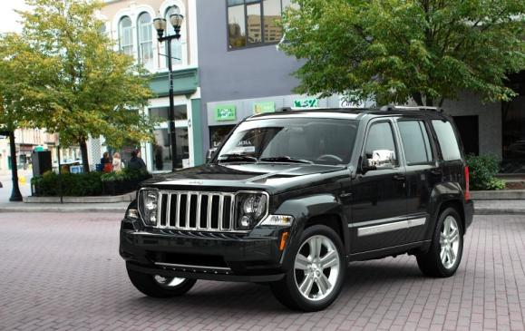 <p>A next-generation Jeep Cherokee, introduced in 2002, was renamed Liberty for the North American market only. Everywhere else it was still called Cherokee. Priced between the Wrangler and Grand Cherokee. It was the smallest of the 4-door Jeep SUVs until the car-based 4-door Compass and Patriot arrived for 2007. The photo shown here is a 2012 model, still built on the same platform.</p>