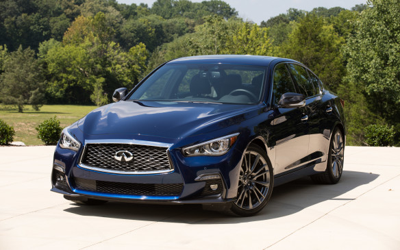<p>The changes for 2018 are fairly subtle. The front and back bumpers are redesigned to look a little sleeker and more aggressive, and 18-inch wheels are now standard, with 19-inch wheels standard on the Sport and Red Sport. The front grille is a little wider and taller, and LED lighting is standard.</p>