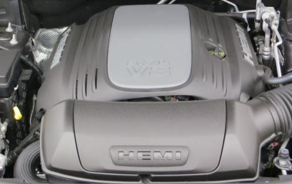 2014 Dodge Durago - engine cover