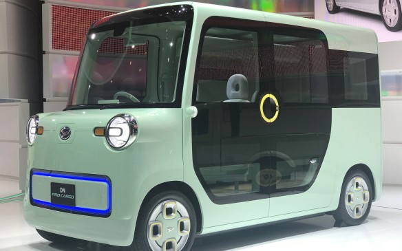 <p>Not every Daihatsu is so cute, but most are more practical, like the mighty Pro Cargo delivery van. It's small enough to make its way through tight, congested streets, but big enough to carry a full consignment of goods, or to be fully-accessible for wheelchairs.</p>