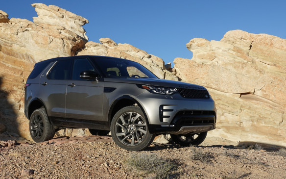 <p>We go on- and off-road in the latest iteration of the Land Rover Discovery (most recently known as the LR4 in North America), which has mutated into a stylish, extremely competent and thoroughly modern all-purpose luxury ute. </p> <p>By Marc Lachapelle</p> <p> </p>