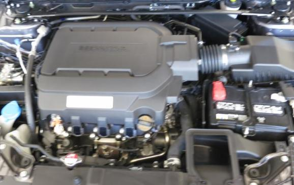 2013 Honda Accord - engine bay