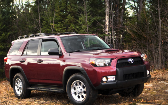 <p><strong>Mid-size SUV – Toyota 4Runner: </strong>Toyota's dominance in this category continues, although this year the more popular 4Runner knocked the retro-themed FJ Cruiser off its throne as king of mid-size SUVs. Both share bits with the durable Tacoma and are serious off-road machines. If their more rough-and-tumble manners don't quite appeal, take a look at the third-placed Toyota Highlander.</p>