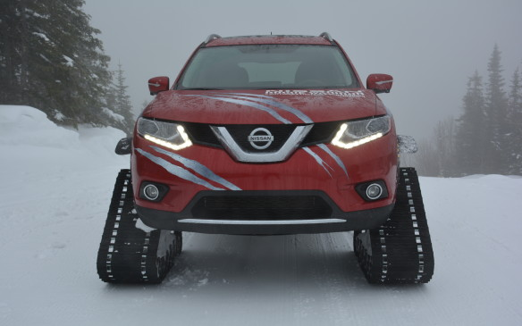 <p>The Nissan Rogue Warrior won't be produced for the public at the dealership level, but it's something that can be created from a regular Rogue by MIA, if you really want one. The warranty will obviously be voided on the Rogue crossover, but for a price of $25,000-$30,000 on top of the Rogue's price, whic starts at $24,948, it can be yours.</p>