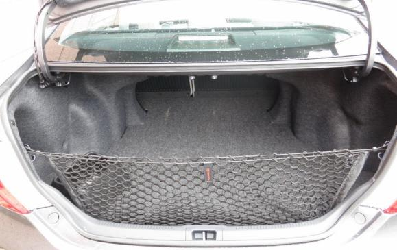 2012 Toyota Camry - Trunk
