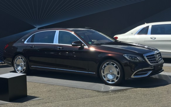 "<p>There's no limit to comfort if you have the money to upgrade even further to the new <a href=""http://www.autofile.ca/en-ca/car-reviews/first-look-2018-mercedes-maybach-s650-and-pullman"">Mercedes-Maybach S650</a> which is an even bigger version of the S-Class. The Maybach is 20 cm longer and 20 cm wider, and has enough room to allow both rear seats to fully recline. There's no official price for the 2018 model, but last year's S600 began at $232,400.</p>"