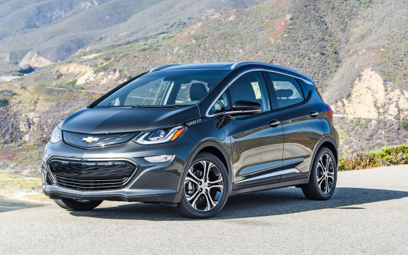 <p>2017 will kick off with the long-awaited 2017 Chevrolet Bolt. The pure electric hatchback with a range of up to 383 kilometres on a full charge will be hoping for success from battery-hungry consumers who plunked down deposits for the Tesla Model 3. </p> <p>The Bolt EVs starting price is $42,795 which can be reduced in Ontario, Quebec and British Columbia to as low as $31,434 with rebates.</p>