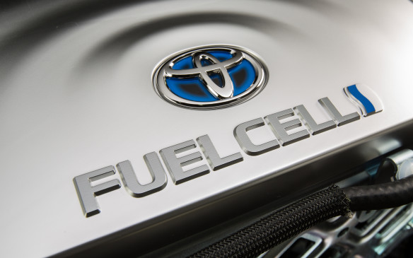 <p>Still, if demand grows – and there is already movement to using H2 in some trucks, buses and forklifts, for example, availability will increase and costs will decrease. Globally, Toyota predicts we will see a significant growth in hydrogen-powered vehicles by 2020 and with it, hydrogen production and availability will ramp up as well.</p>