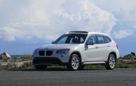 2012 BMW X1 - Front