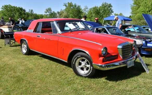 <p>1963 Studebaker Gran Turismo Hawk</p>