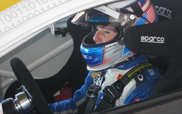 2012 Honda Civic Si - Shea Holbrook at wheel