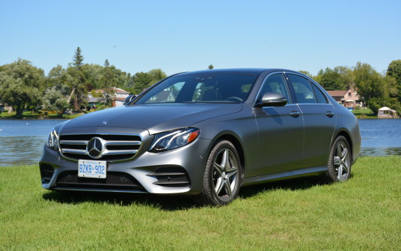 <p>Now in its tenth-generation, the mid-size 2017 Mercedes-Benz E 300 luxury sedan is as futuristic as it comes with tons of semi-autonomous technology aids to assist you along your journey.</p>