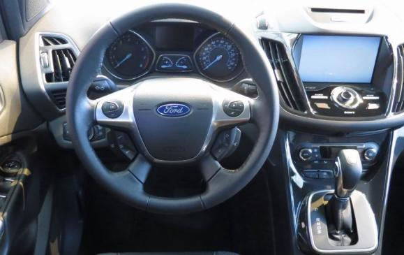 2013 Ford Escape - Instrument Panel