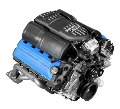 2012 Mustang Boss 302 Engine