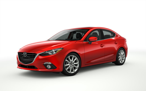 <p>Mazda's critically-acclaimed Mazda3 has a lock on fourth place in passenger-car sales, well back of third-place Corolla and comfortably in front of fifth-place Chevy Cruze.</p>