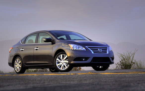 <p><strong>Nissan Sentra – $15,098 – </strong>Nissan is starting to become very aggressive when it comes to the entry-level pricing of its vehicles, in some cases undercutting the usually-price-leading Koreans. Case in point: the compact Sentra in base S guise for $15,098. It's very well equipped including a four-speaker stereo, power windows and locks, along with six airbags. And it features a 130-horsepower 1.8-litre four-cylinder engine and six-speed manual transmission, although a continually variable transmission (CVT) and air conditioning are available. It's not as enjoyable to drive as some others here, but it is uniquely styled and airy inside.</p>