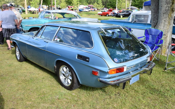 <p>Volvo P1800 wagon</p>
