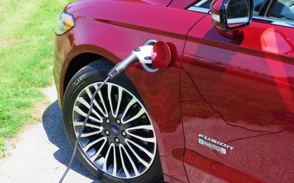 <p>We spent the majority of time in the top-trim Platinum Energi plug-in version. With a total range of up to 980 km, this is one of the most refined hybrids on the market.</p>