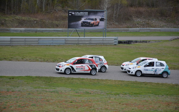 <p>Still in its infancy, the Micra Cup has caught the attention of many outside of Canada. It has garnered plenty of interest in Europe and South America, where those areas are considering its own racing series.</p>