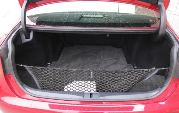 2013 Lexus GS350 F-Sport - trunk