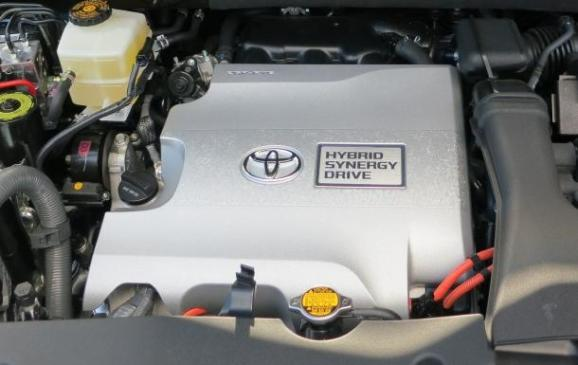 2014 Toyota Highlander - hybrid engine